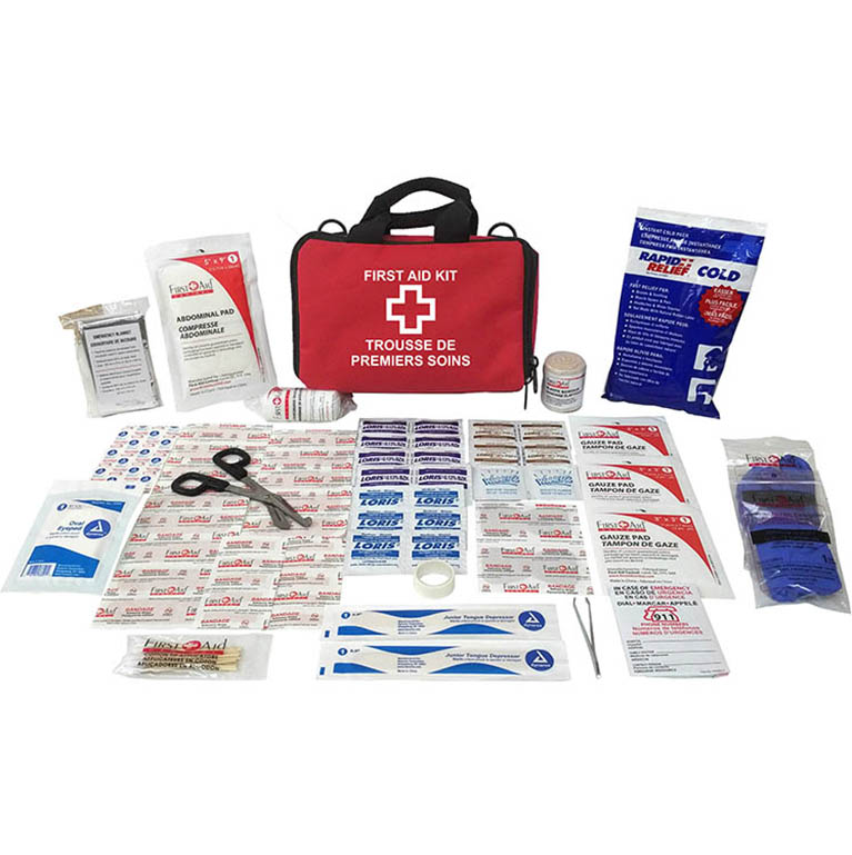 Canadian safety supplies first aid kits canada cpr aeds first aid kits publicscrutiny Choice Image
